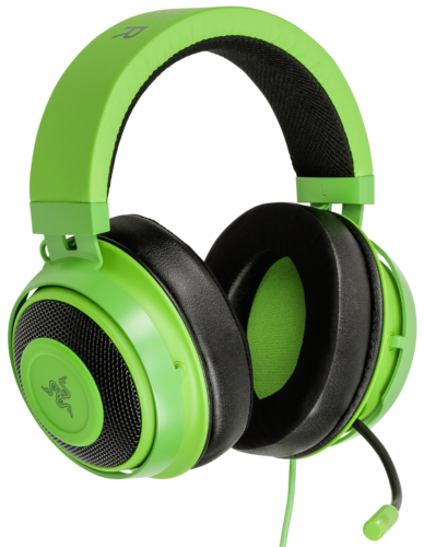 Razer Kraken Green Headset