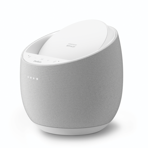Belkin Soundform Elite Hi-Fi SmartSpeaker white