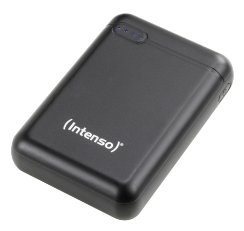 Intenso Powerbank XS10000 incl. USB-A to Type-C black