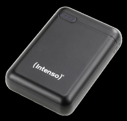 Intenso Powerbank XS10000 incl. USB-A to Type-C black