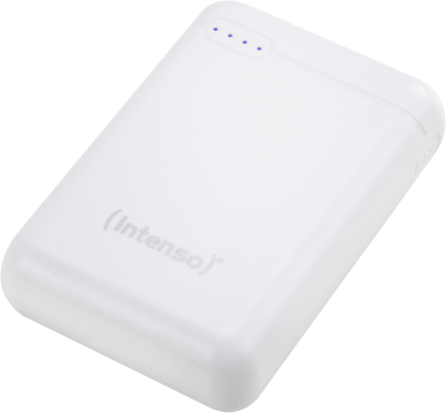 Intenso Powerbank XS10000 incl. USB-A to Type-C white