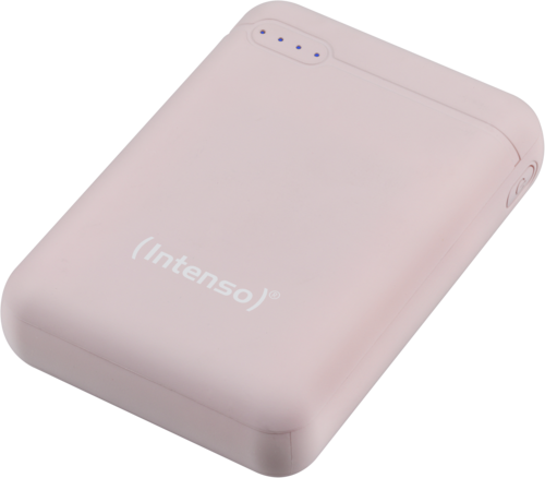 Intenso Powerbank XS10000 incl. USB-A to Type-C pink
