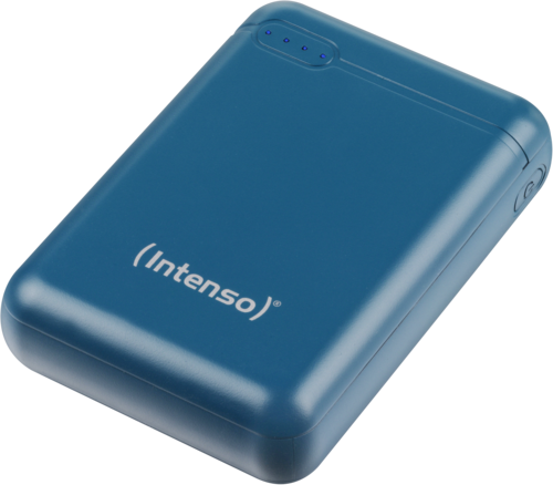 Intenso Powerbank XS10000 incl. USB-A to Type-C petrol