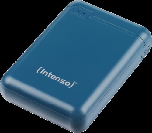 Intenso Powerbank XS10000 incl. USB-A to Type-C petrol