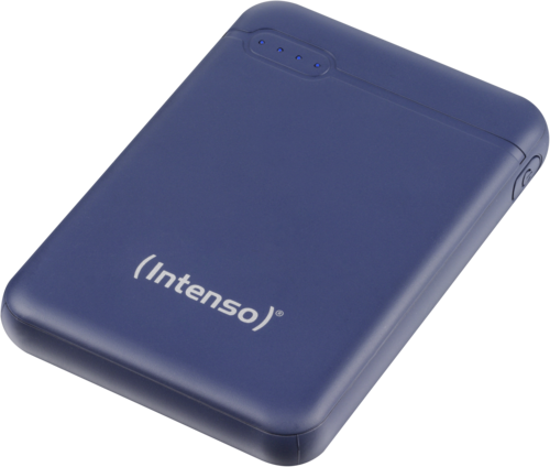 Intenso Powerbank XS5000 incl. USB-A to Type-C blue