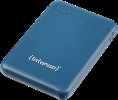 Intenso Powerbank XS5000 incl. USB-A to Type-C pertol
