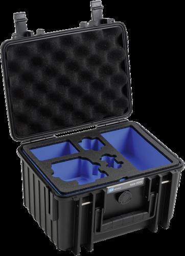 B&W Case Type 2000 Inlay for GoPro 8 black