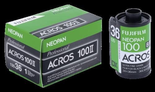 Fujifilm Neopan Acros 100 II 135/36