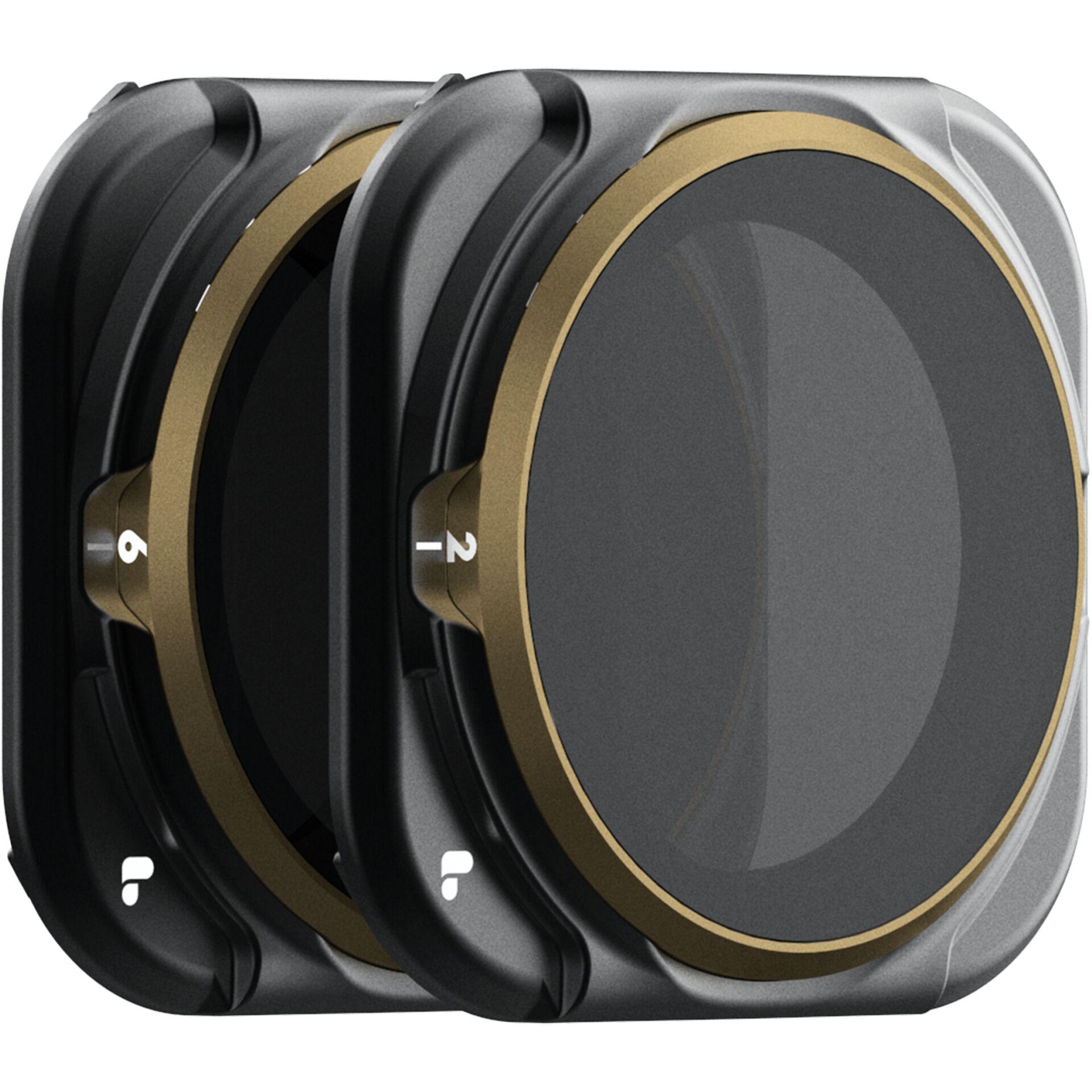 PolarPro VND Filter Set 2-5 6-9 for DJI Mavic 2 Pro