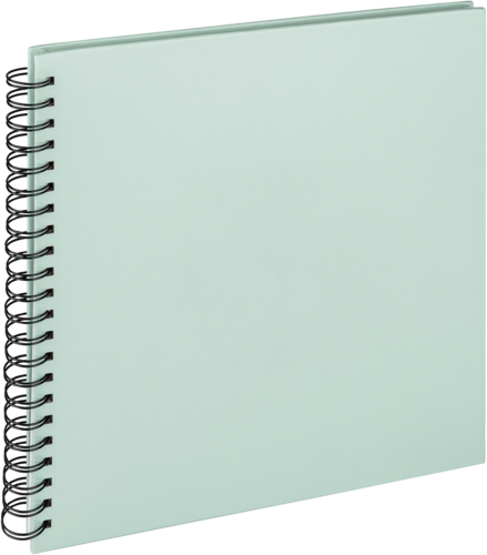 Walther Fun mint green 30x30 - 50 white pages