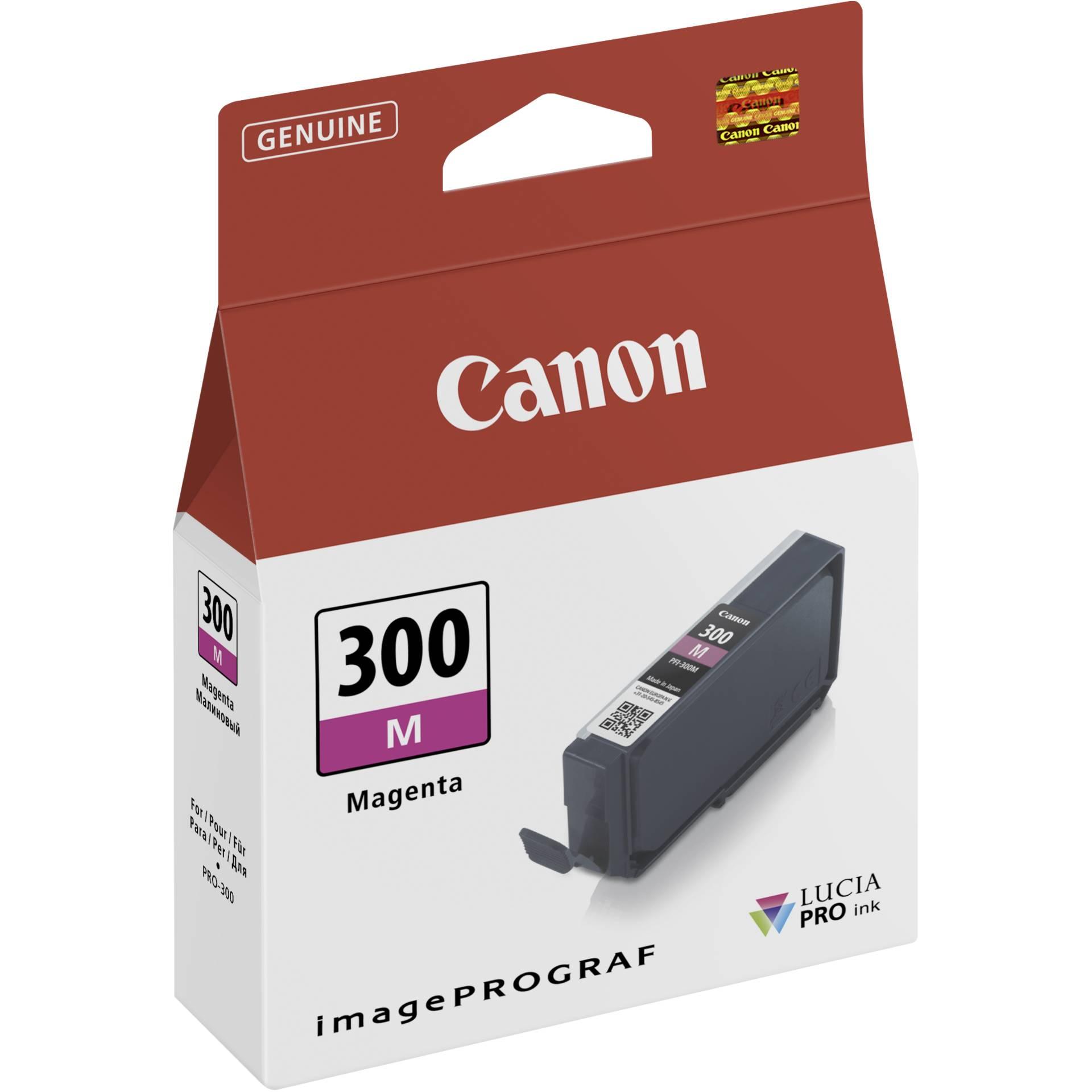 Canon PFI-300 M magenta