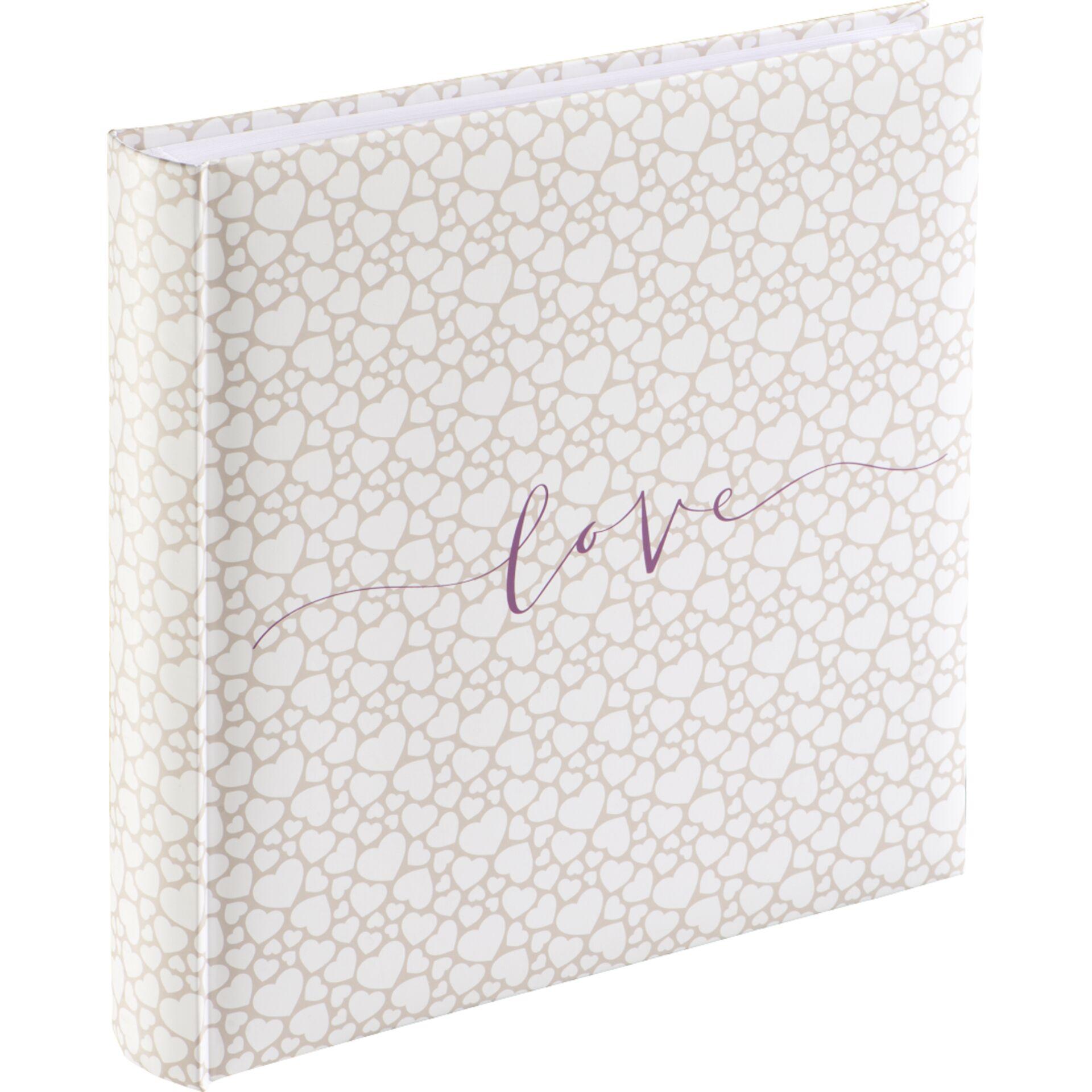Hama Romance Wedding Jumbo 30x30 - 80 white pages