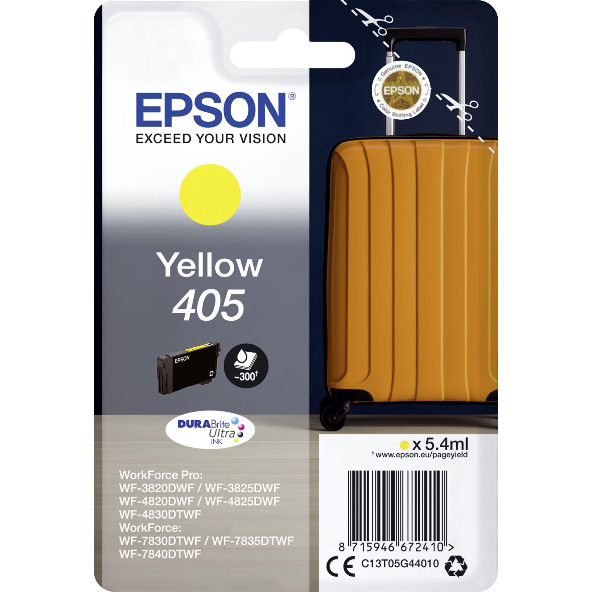 Epson Cartridge T05G4 DURABrite Ultra yellow->Μελάνια - www.katerelos.gr