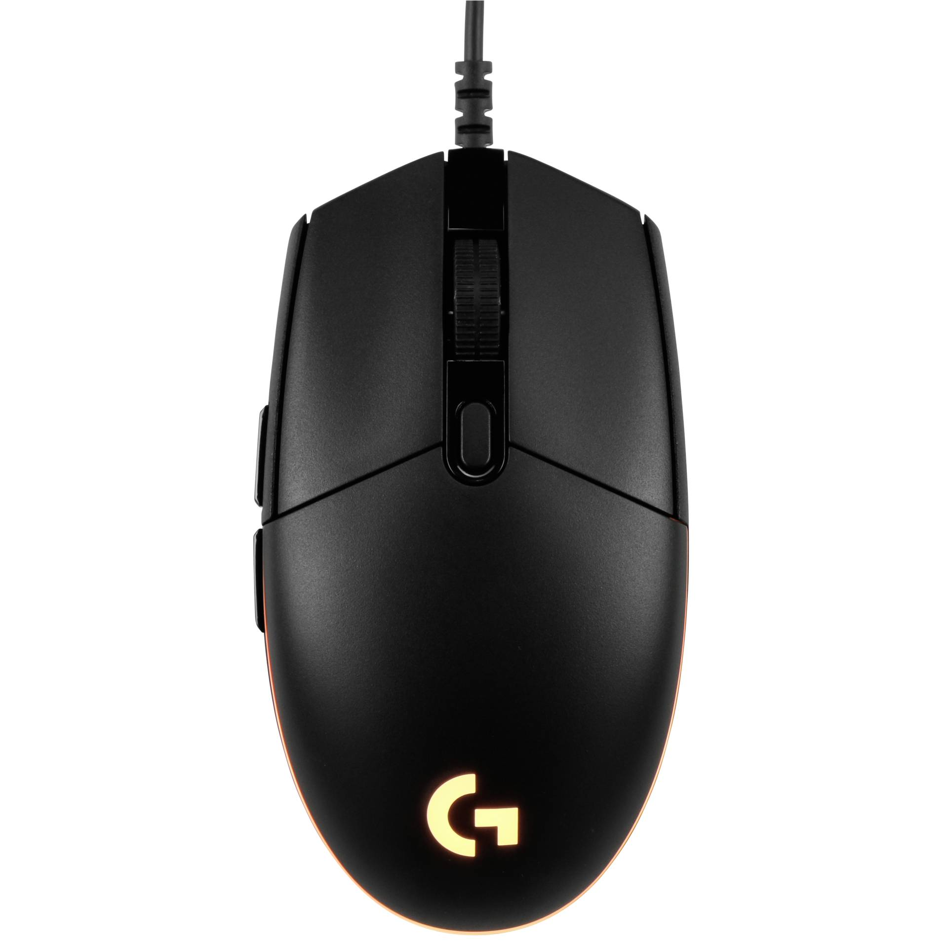 Logitech G203 black