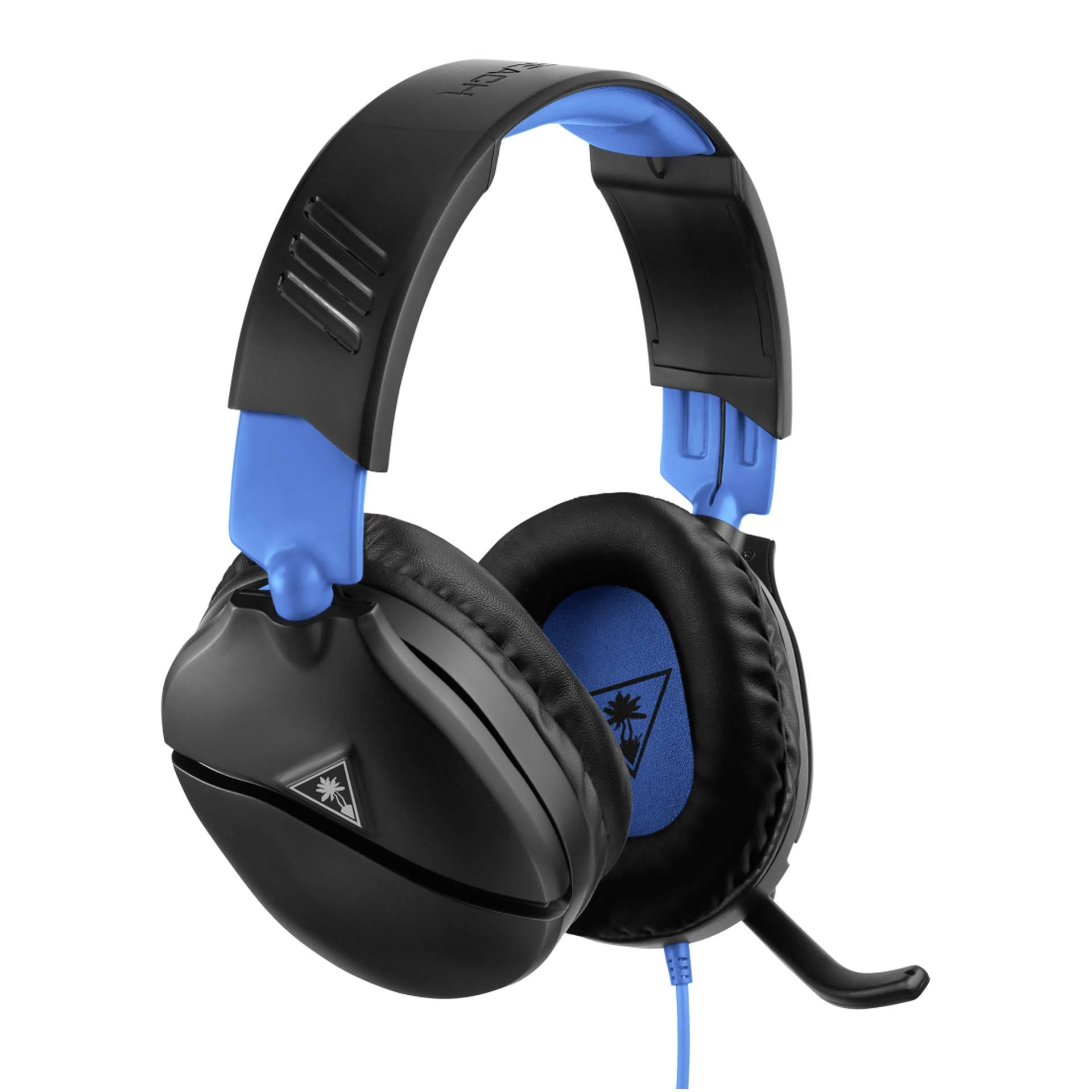 Turtle Beach Recon 70P Gaming-Headset black/blue