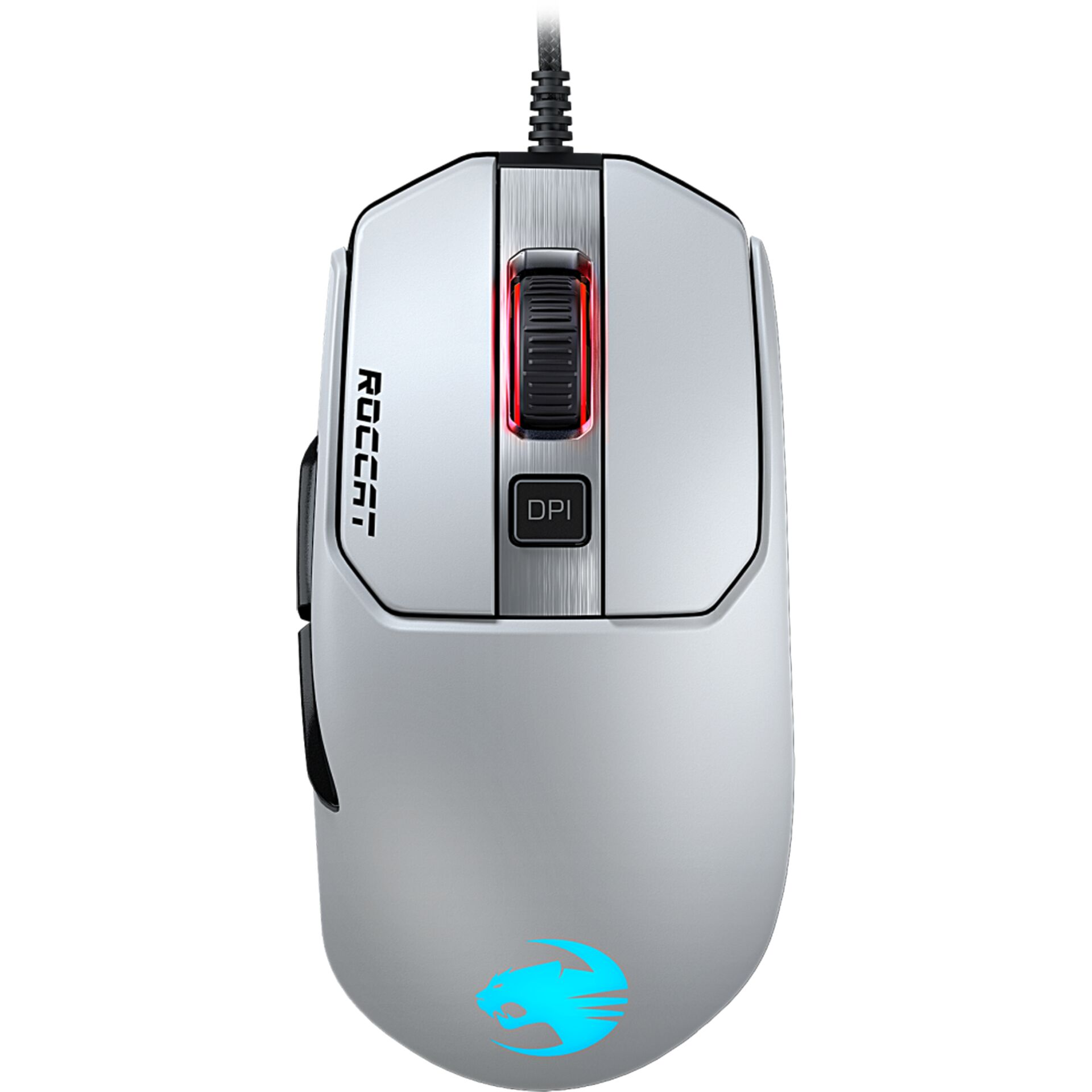 Roccat Kain 122 AIMO RGB Gaming mouse white