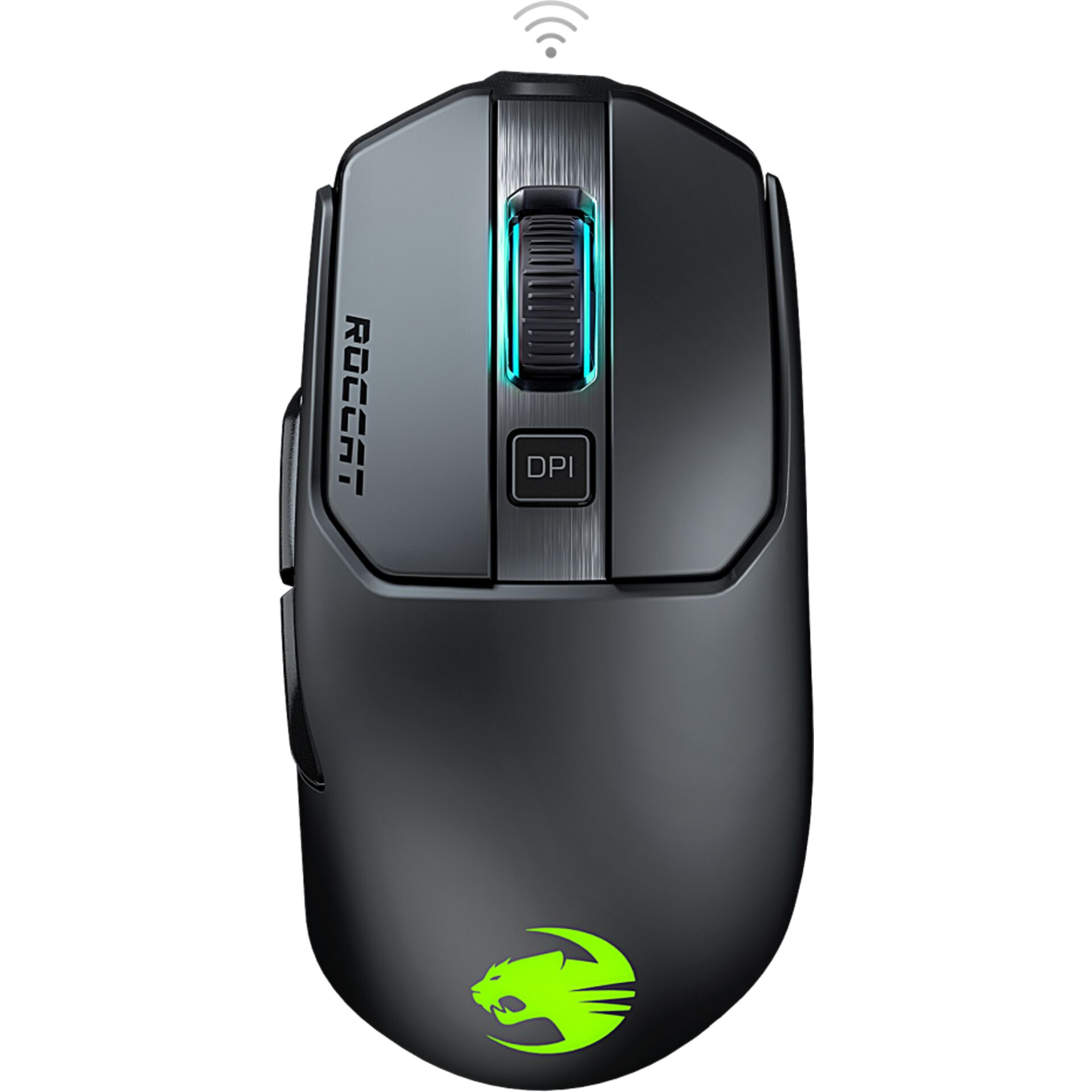Roccat Kain 200 AIMO RGB kabellos Gaming mouse black