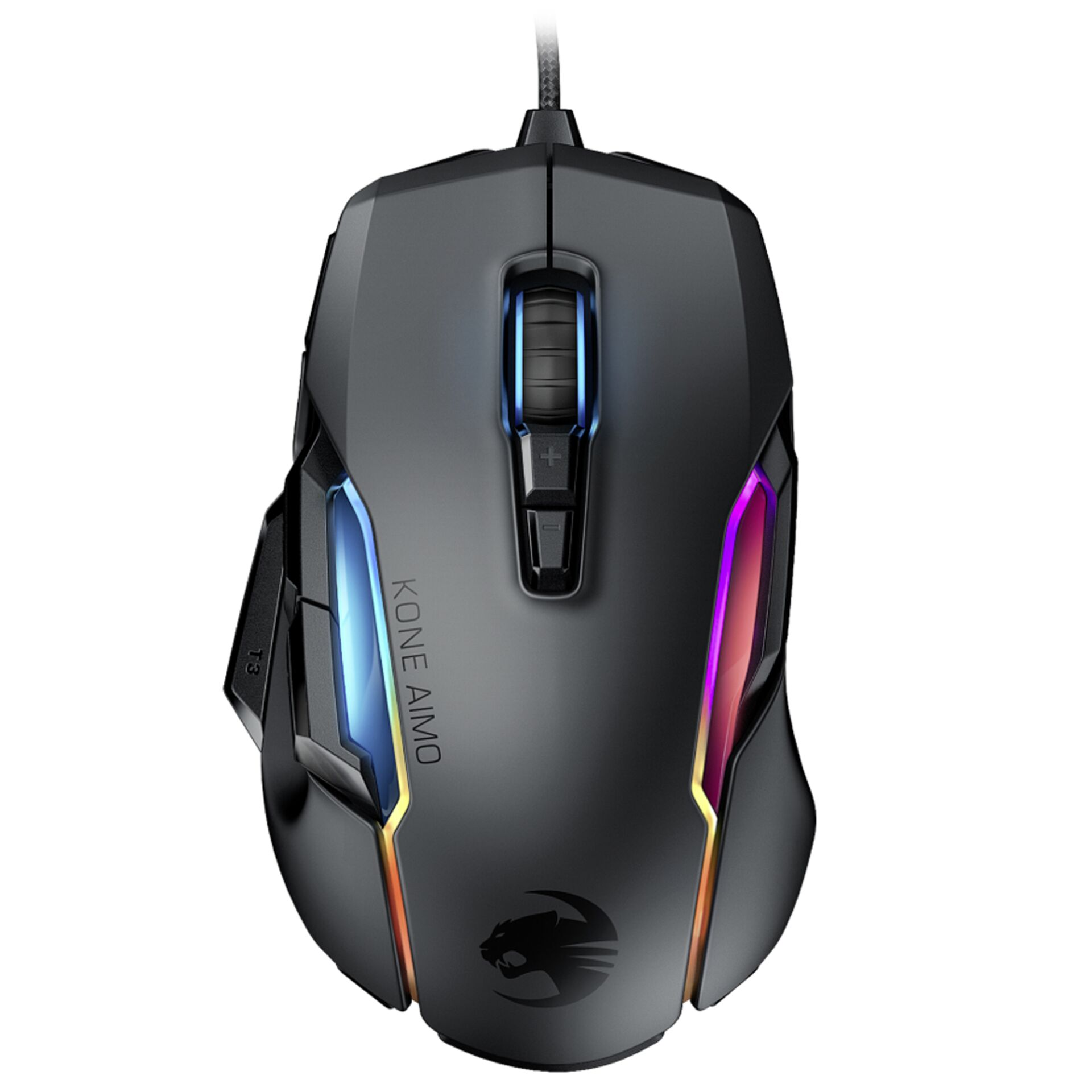 Roccat Kone AIMO Remastered RGBA Gaming mouse black