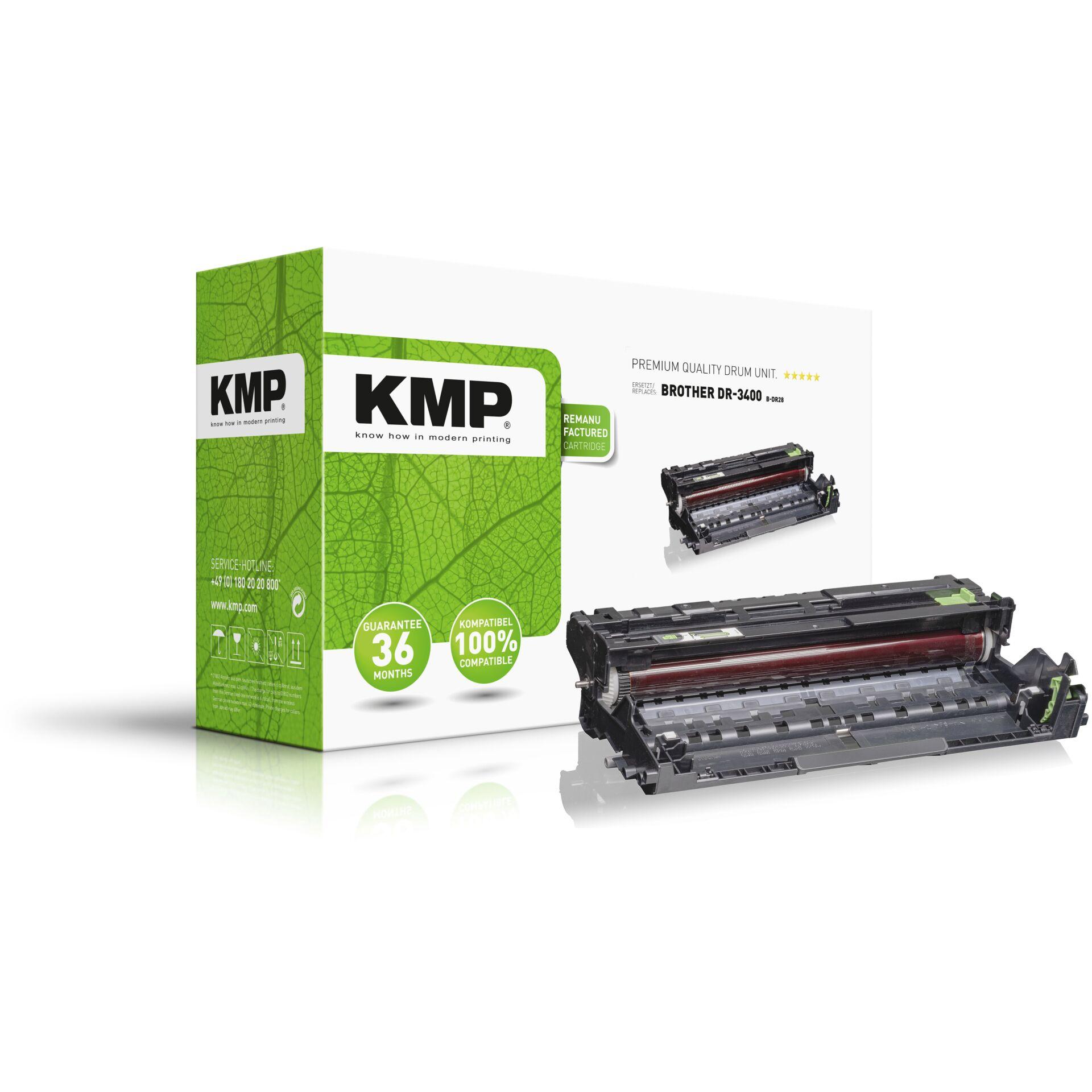 KMP B-DR28 Drum Unit for Brother DR-3400