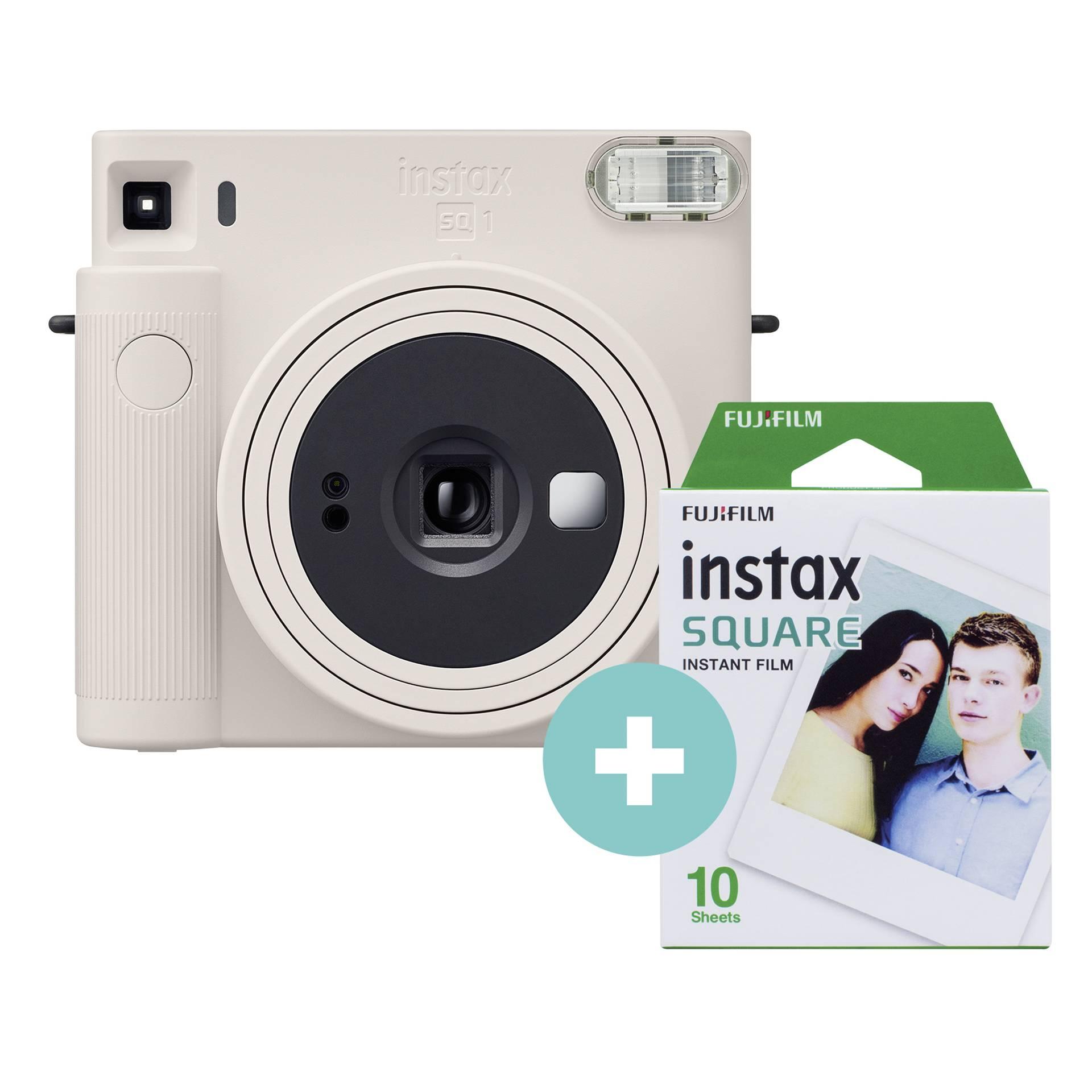 Fujifilm instax Square SQ 1 Set Chalk White