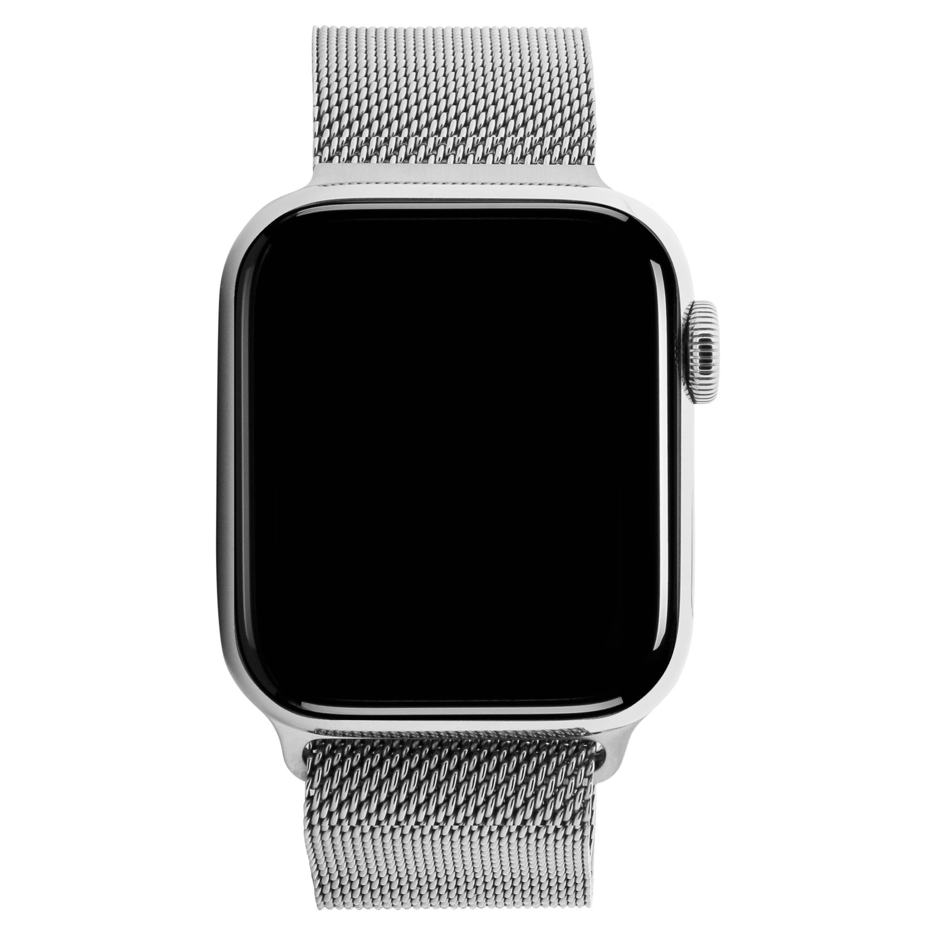 Apple Watch Series 6 GPS+ Cell 40mm Steel Silver Milanese