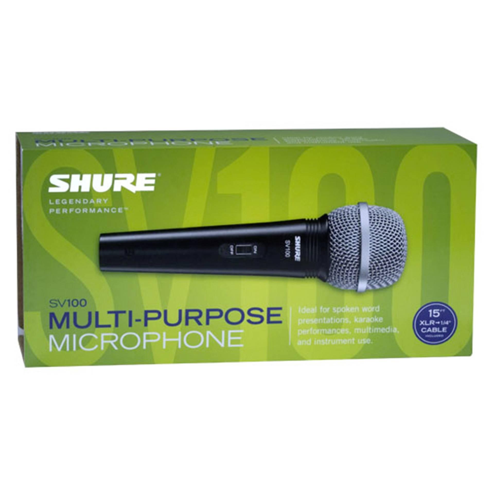Shure SV100 microphone