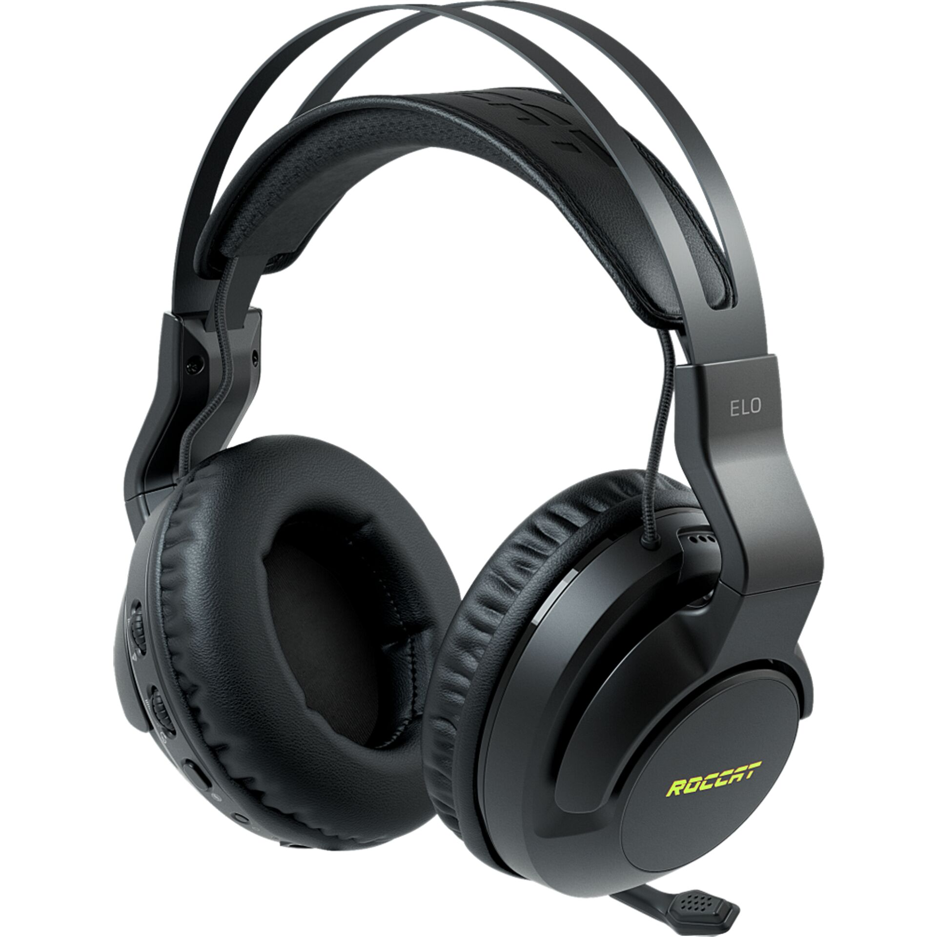Roccat ELO 7.1 AIR High-Res Over-Ear Stereo Gaming Headset