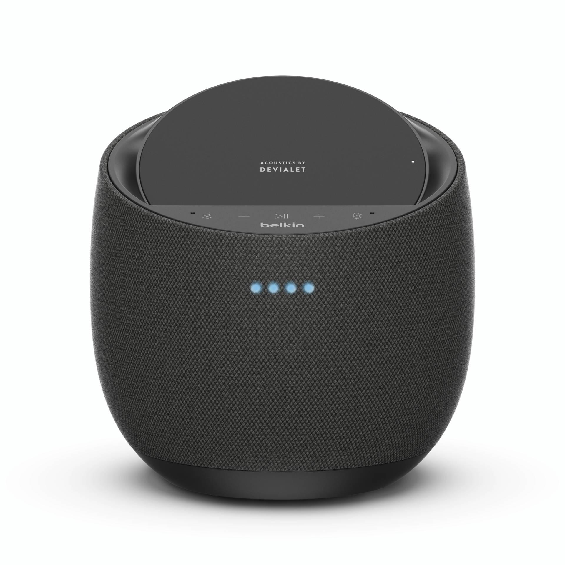 Belkin Soundform Elite Hi-Fi Smart Speaker with Alexa G1S0002vf- black