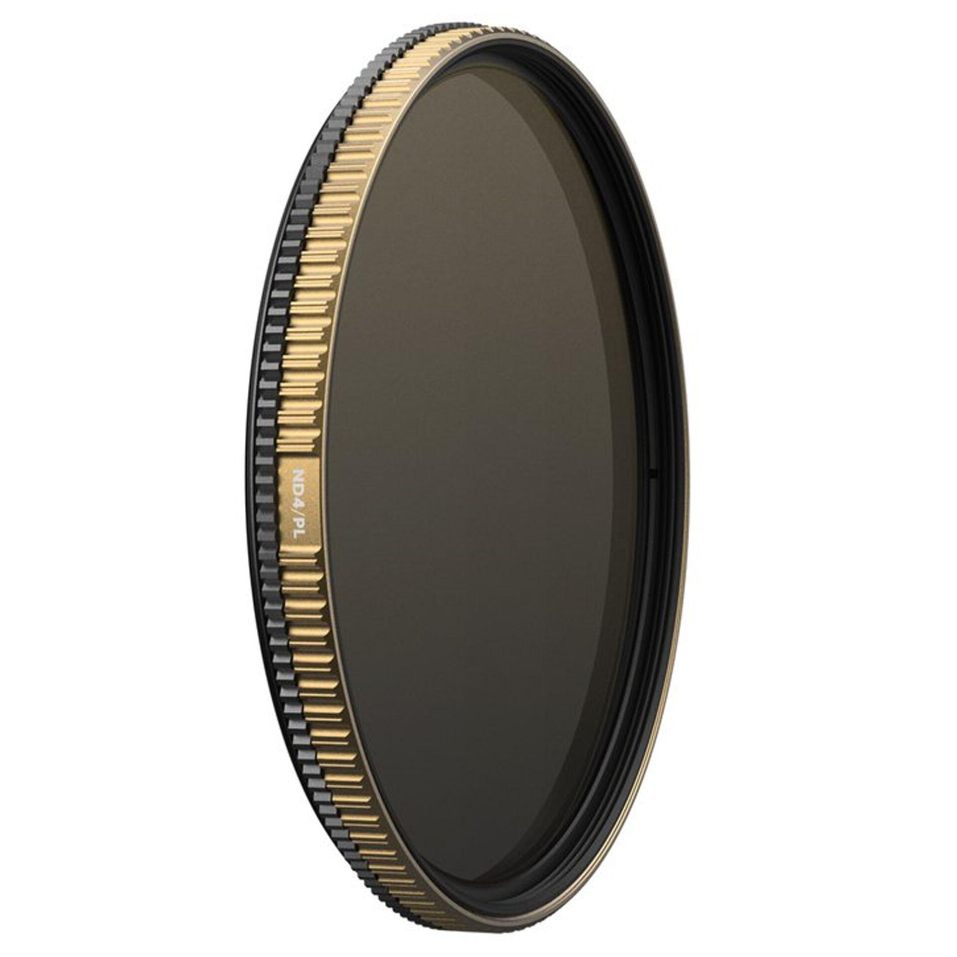 PolarPro QuartzLine Filter ND4/PL 46 mm