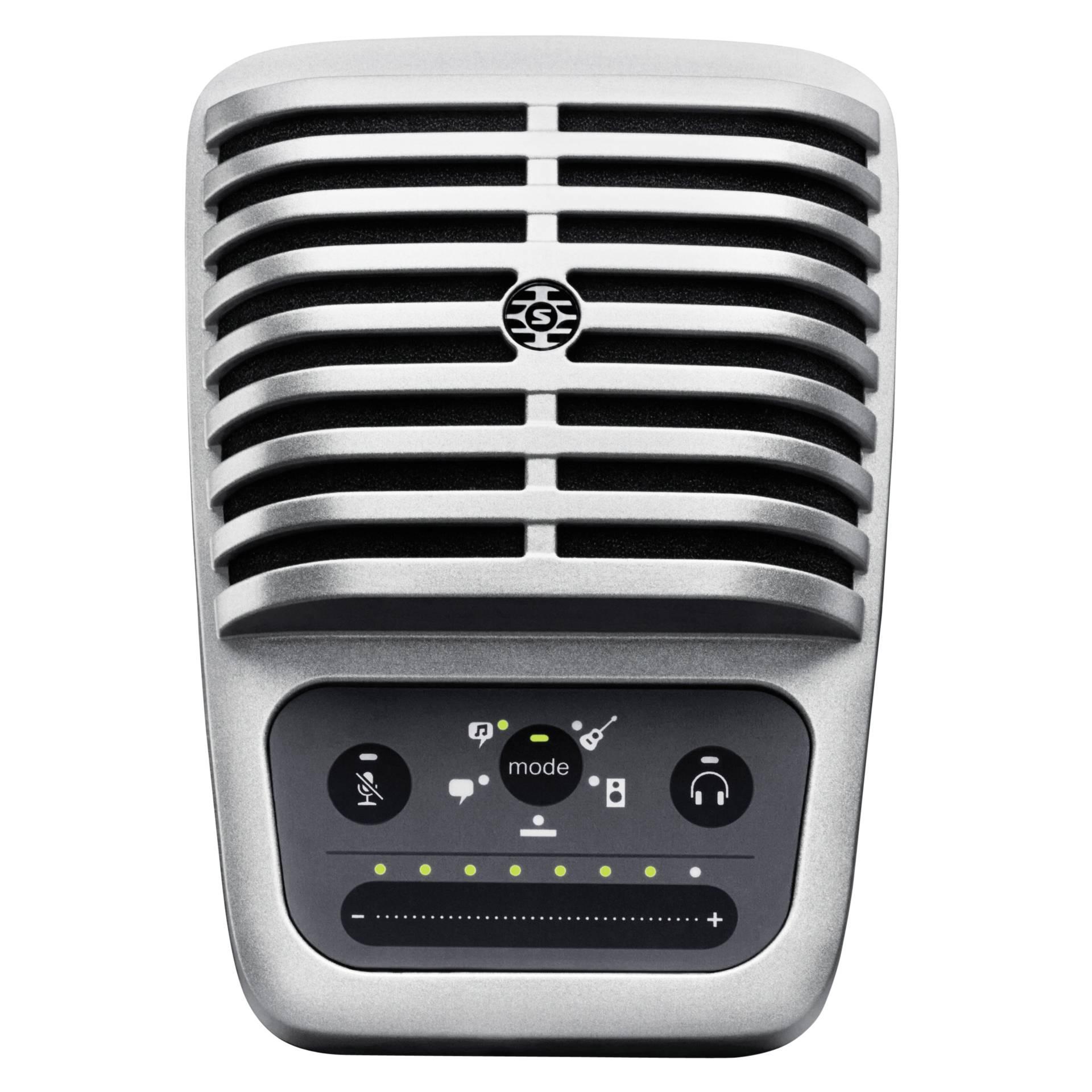 Shure MV51-DIG Digital Large Diaphragm Condenser Microphone