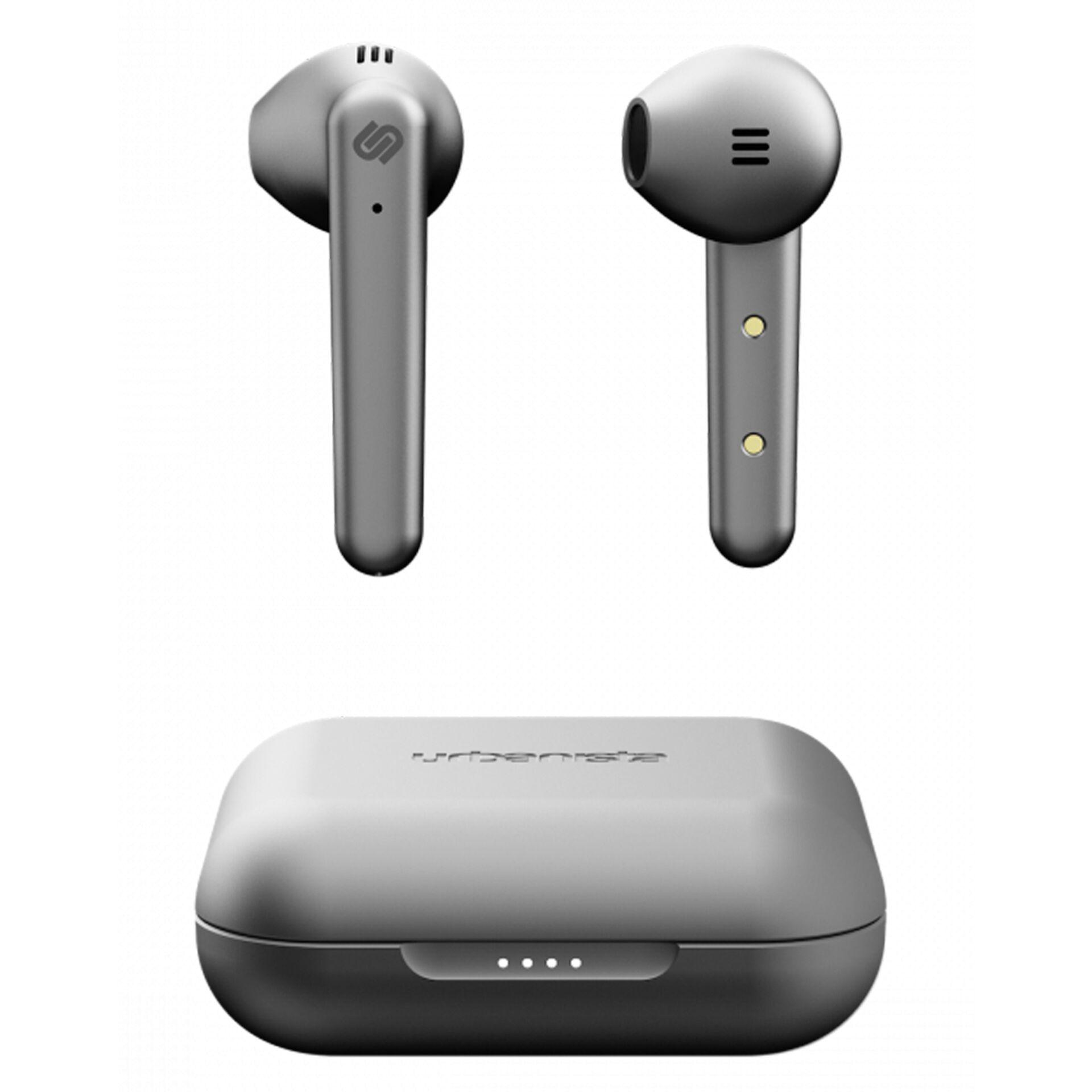 Urbanista Stockholm Plus Titanium True Wireless Headphone