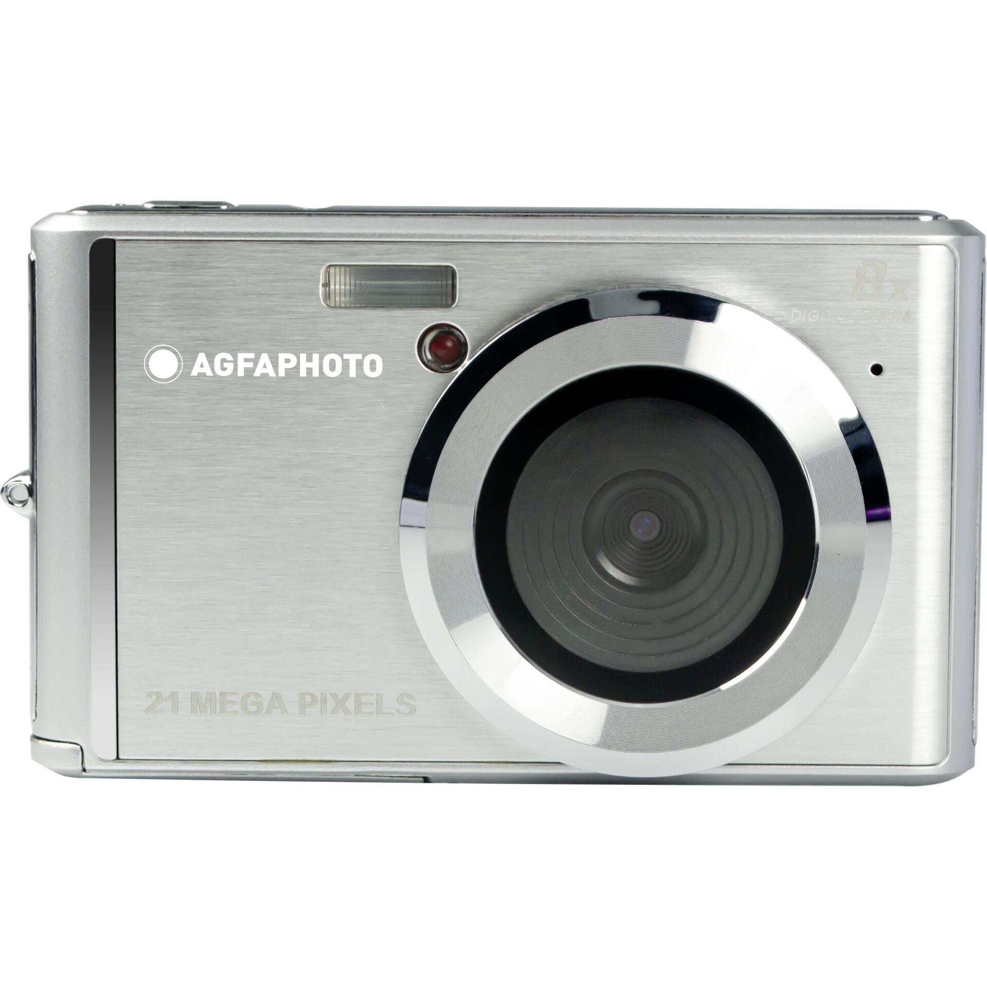 Agfa Compact Camera DC5200 silver