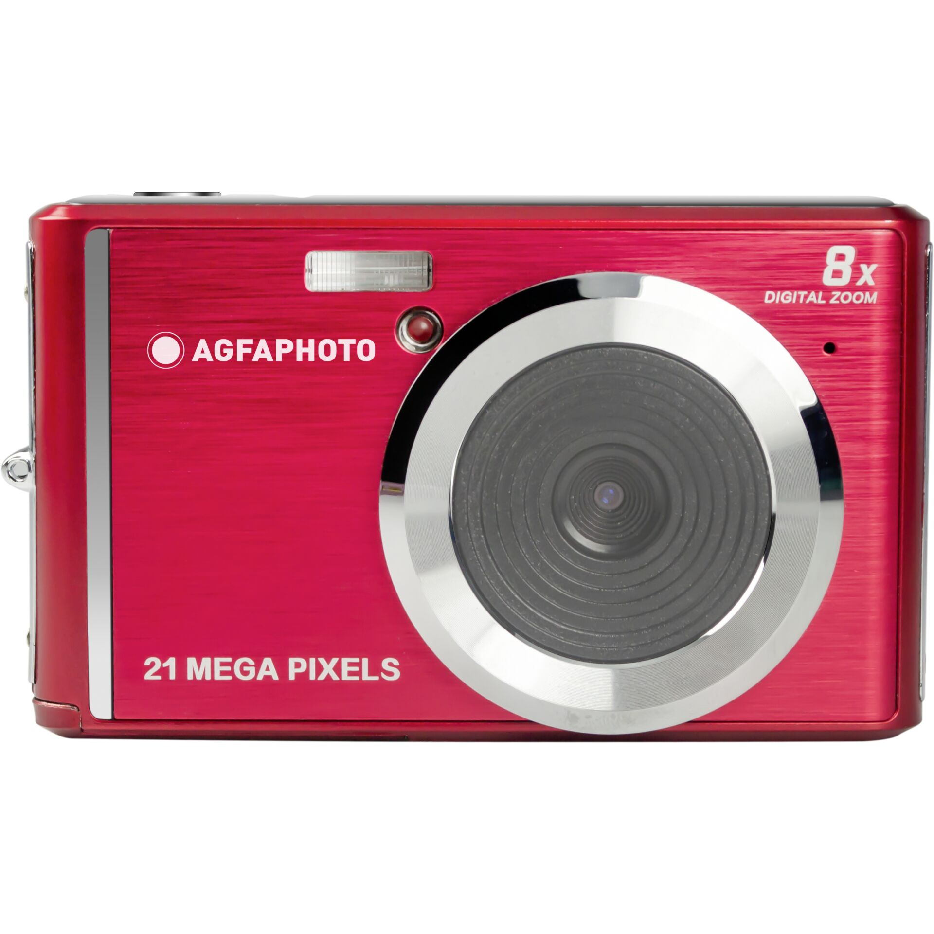 Agfa Compact Camera DC5200 red