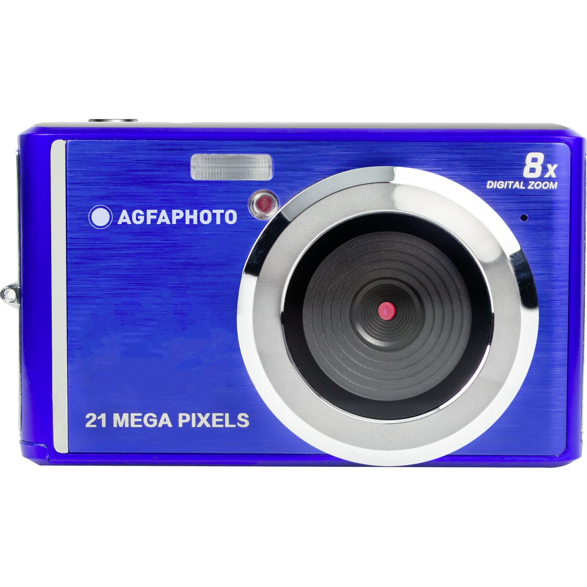 Agfa Compact Camera DC5200 blue