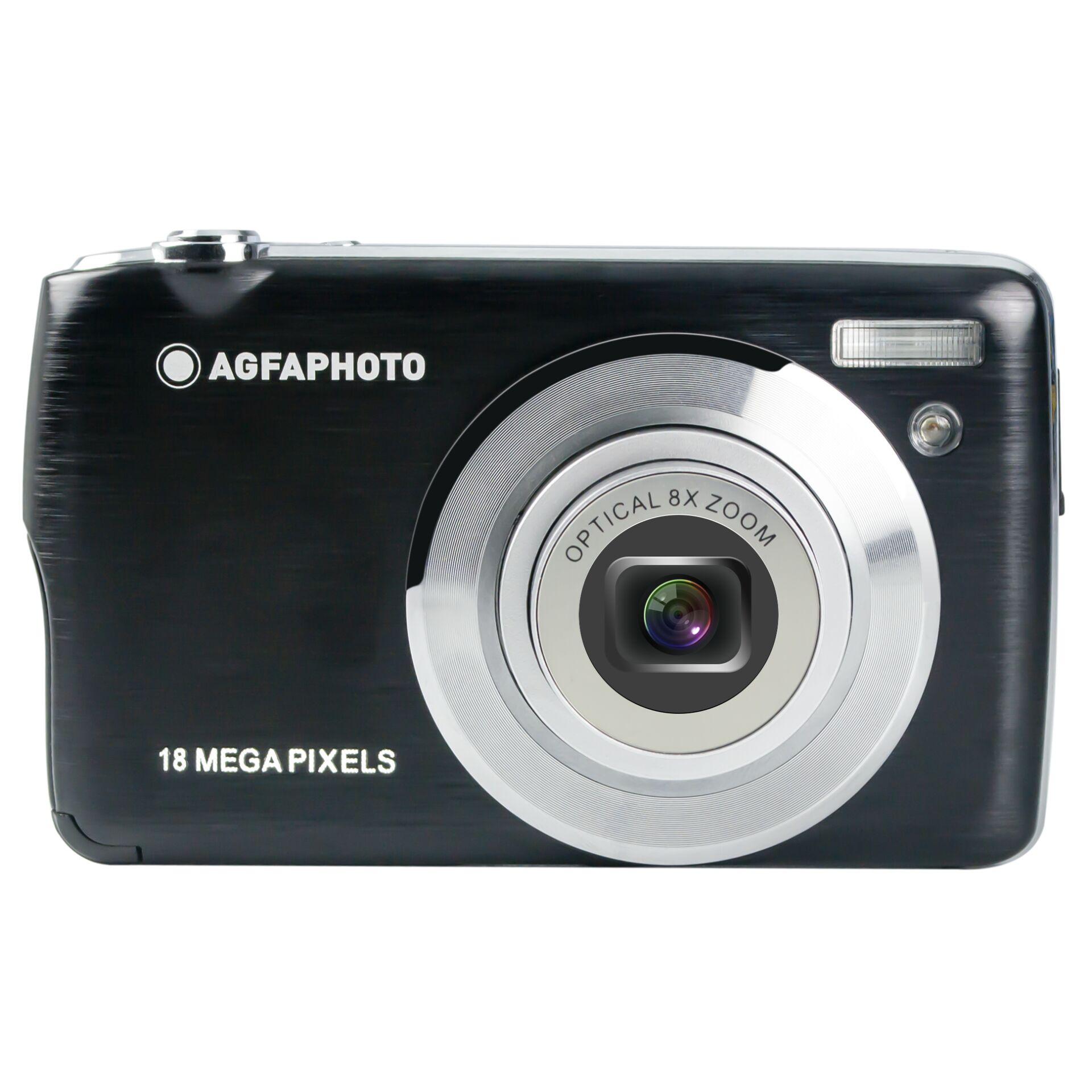 Agfa Realishot DC8200 black with microSD 16GB