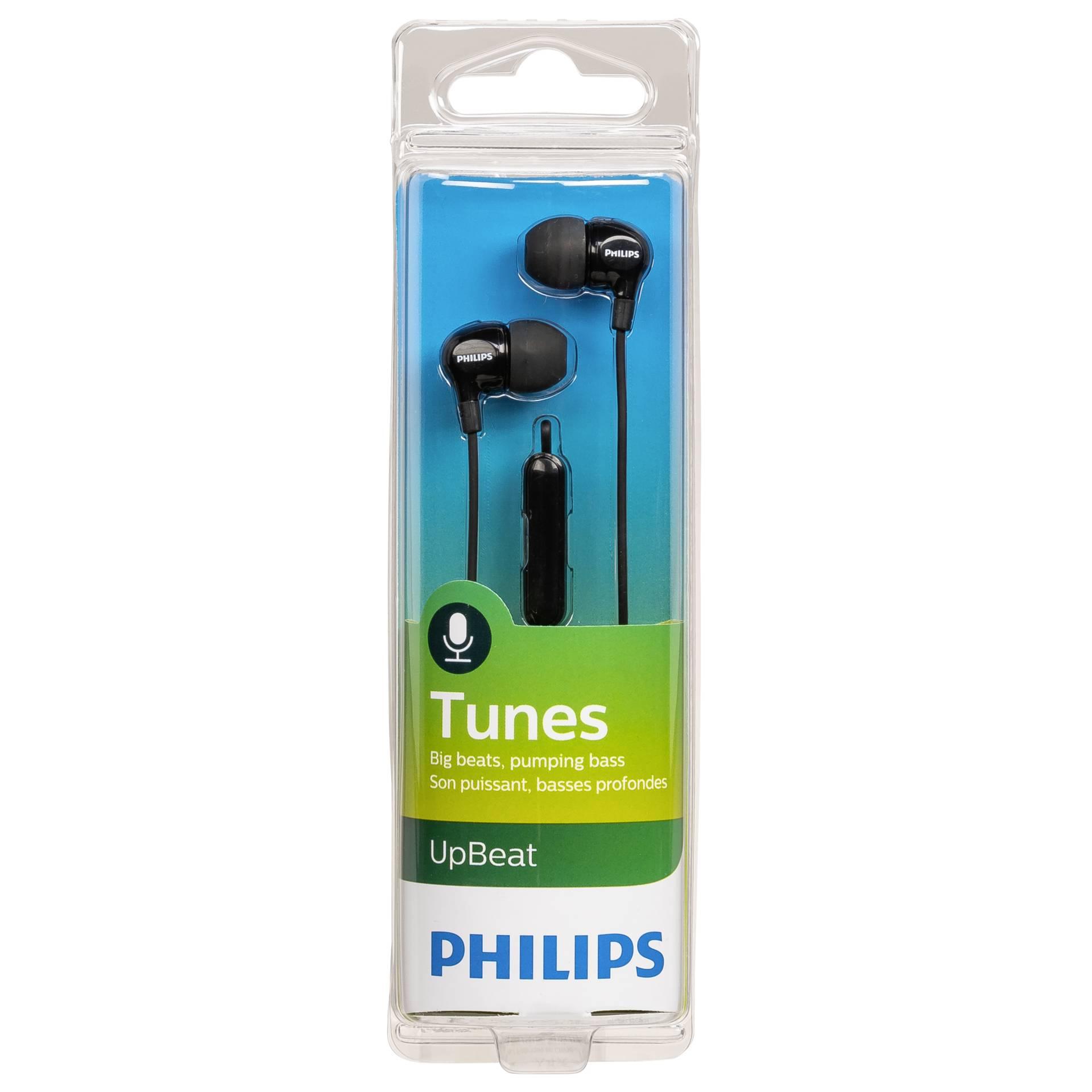 Philips SHE3555BK/00 black