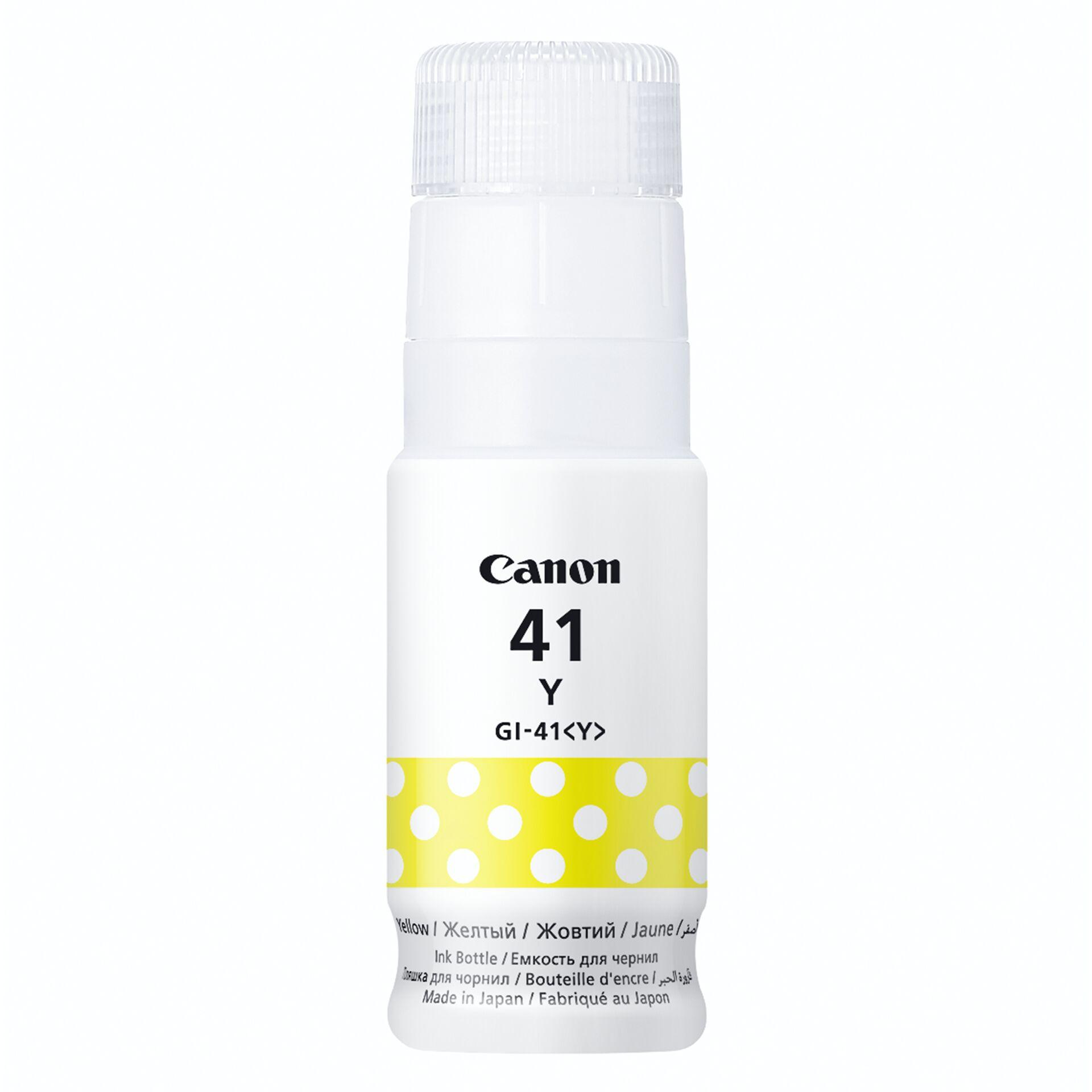 Canon GI-41 Y yellow