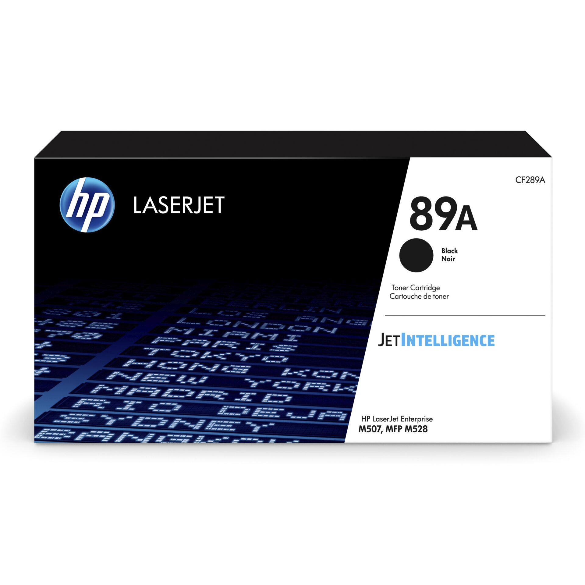 HP Toner CF 289A black