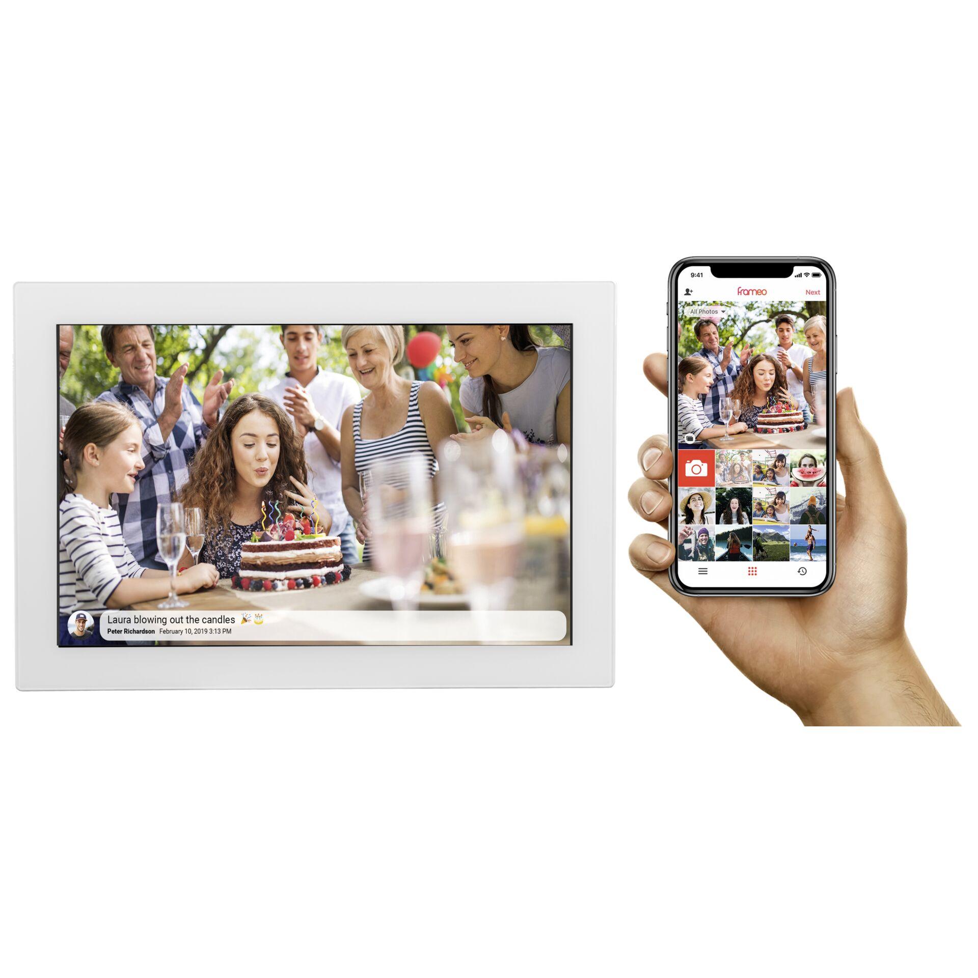 Denver PFF-1017 white (10.1 inch) 16GB