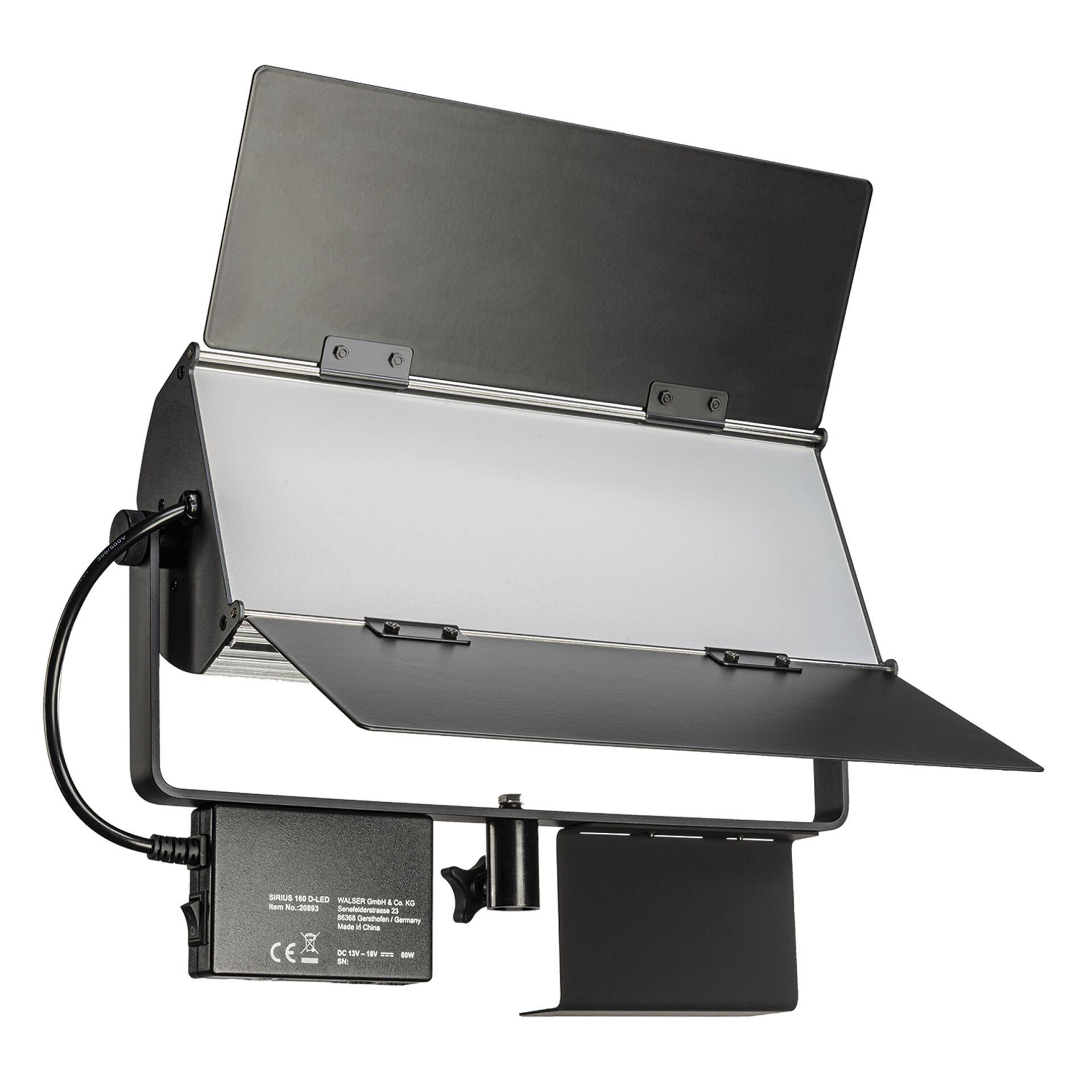 Walimex Pro Sirius 160 LED 65W Daylight Fluorescent Light