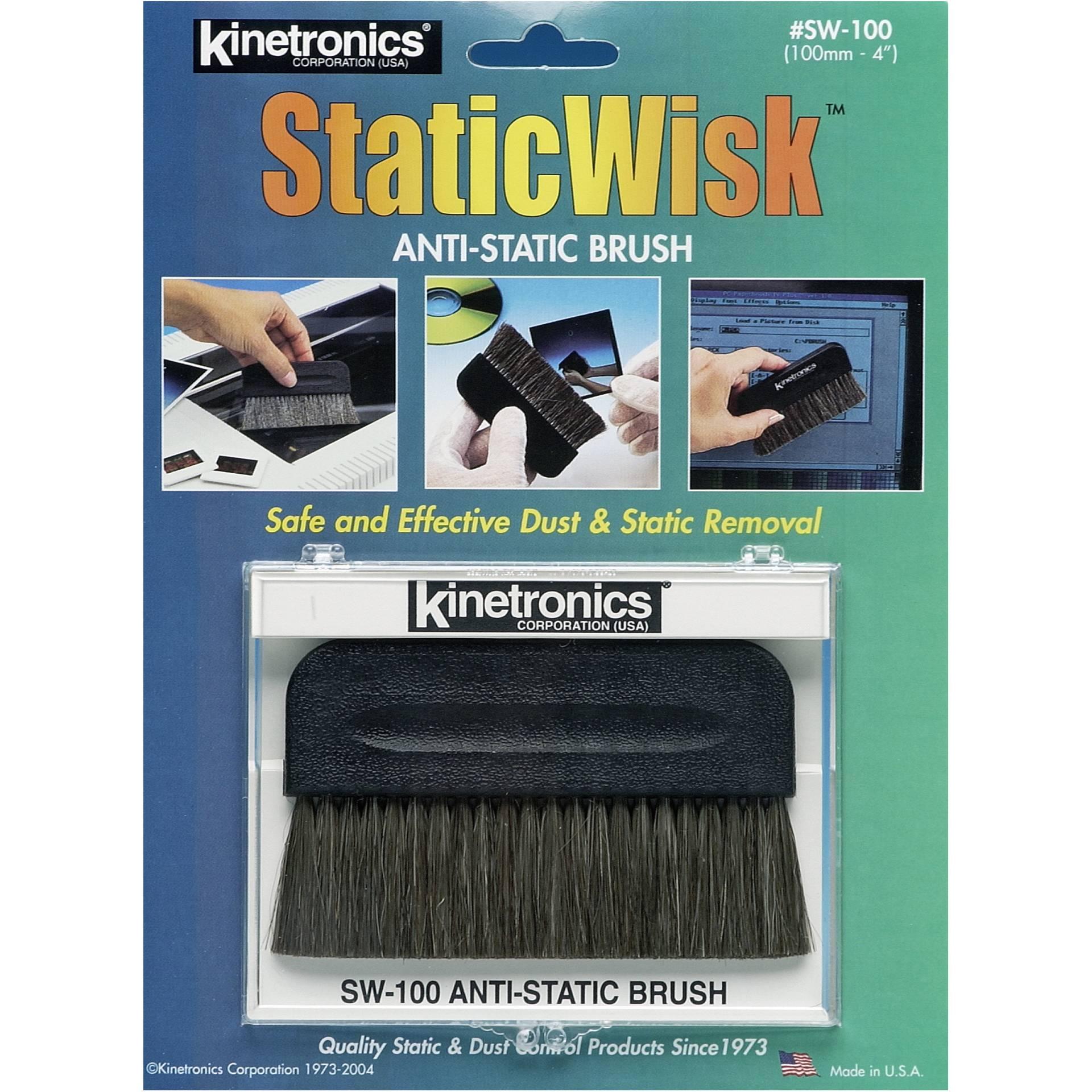 Kinetronics Antistatic Brush SW-100