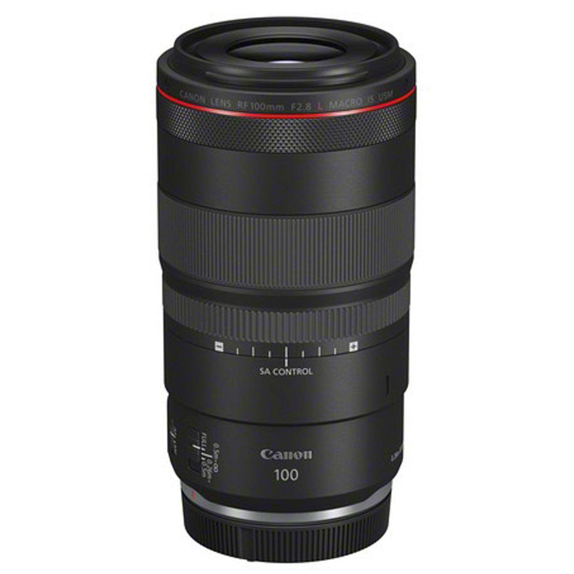 Canon RF 100mm f/2.8 L IS MACRO