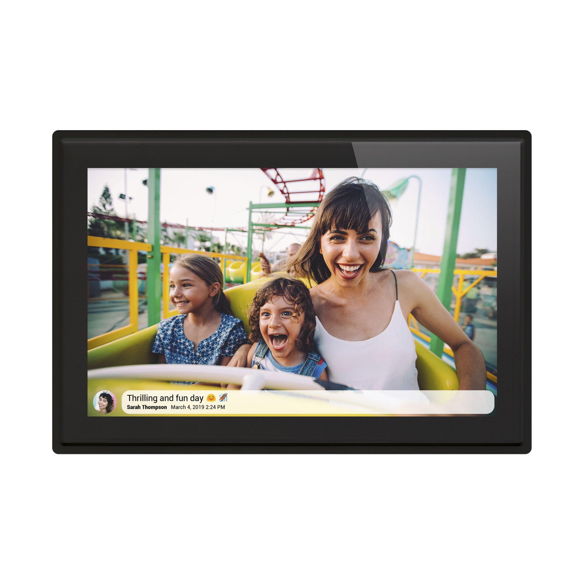 Braun DigiFrame 1019 WiFi 25,7cm black (10,1 inch)
